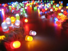 LITTLE FACTS ABOUT LIGHT EMITTING DIODES