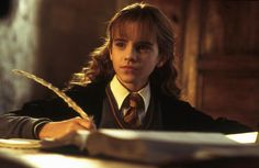 "Emma in ""Harry Potter And The Chamber Of Secrets"""