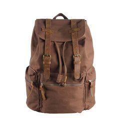 MOCHILA PARA HOMBRE VINTAGE ARMY COFEE BACKPACK http://www.ruavintage.com/es/tienda/mochilas/vintage-cofee-backpack