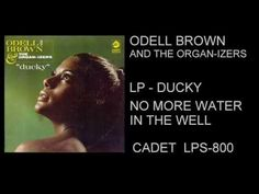 ODELL BROWN - DUCKY - FULL ALBUM  Weekend Playlist...