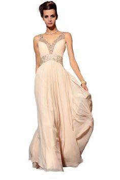 Topwedding Halter Embroidery V-neck Floor-Length Empire Evening Dresses, S Topwedding,http://www.amazon.com/dp/B00AXGTXPE/ref=cm_sw_r_pi_dp_dY8psb0V00QCXMKA