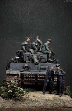 German Tiger I