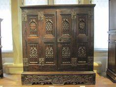 Gothic cupboard