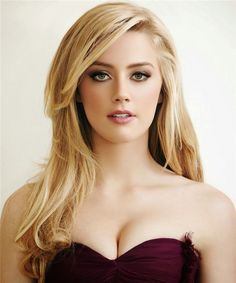 10 women with the most perfect faces, according to science; she dethroned Scarlett Johansson . : 10 women with the most perfect faces, according to science; she dethroned Scarlett Johansson , Fotos Amber Heard, Amber Heard Hot, Amanda Heard, Beautiful Celebrities, Beautiful Actresses, Scarlett Johansson, Beautiful Eyes, Beautiful People, Beautiful Women Tumblr