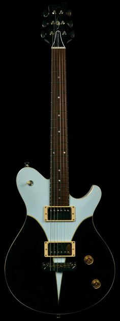 Schroeder Chopper Blue/Black - Wild West Guitars