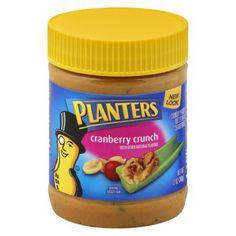 Planters Cranberry Crunch Peanut Butter