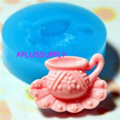FYL042 Mini Teapot Mold Silicone Mold Dollhouse Miniature Deco Polymer Clay Scrapbooking Mold Gumpaste Fondant Resin Mold by APLUSSUPPLY on Etsy https://www.etsy.com/listing/219669623/fyl042-mini-teapot-mold-silicone-mold