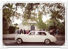 Maine wedding photographer, Miami, Florida, Coconut Grove, Plymouth Congregational Church, Biltmore Hotel, Coral Gables, historic church, historic hotel, vintage, Carolina Herrera bridal gown, Jimmy Choo shoes, vintage Rolls Royce, getaway car