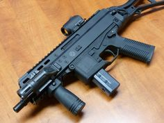 B APC9. Civilian legal SBR coming to the American market from across the pond!