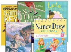 Elementary Girls Summer Reading 2016
