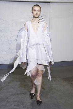 Anne Sofie Madsen Ready To Wear Fall Winter 2016 Paris
