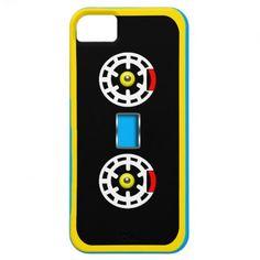 Multicolored Cassette Iphone 4 Case