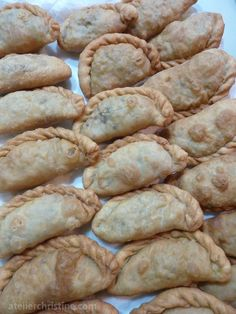 Sambousek Ouzi   Middle Eastern Savory Hand Pies #recipe #fingerfood #partyfood