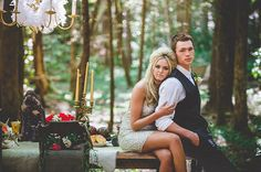 Appalachian Moonshiner Wedding Inspiration