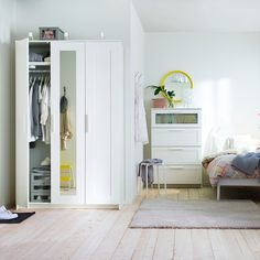 Big storage possibilities for small spaces.