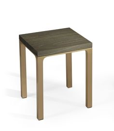 Golden Grain side table