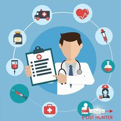 Improve the effectiveness of your #marketing campaigns with optimum #data lists and get closer to a high ROI. - #Healthcare Provider Database - E-List Hunter https://goo.gl/yYE1mz
