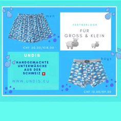 UNDIS   www.undis.eu  Die handgemachte Unterwäsche im Partnerlook für die ganze Familie. Lustige Motive und flippige Farben für Groß und Klein! #Underwearformen #Kinderboxershorts #Lustigeboxershorts #Lustigeunterwäsche #Frauenunterwäsche #Männerboxershorts #Männerunterwäsche #Herrenboxershorts #Herrenunterwäsche #Swissmade #Unterwäsche #boxershorts #undis #kinderboxershorts #Partnerlook #mensfashion #lustige #geschenktipps #geschenksidee #geschenkideen Videos, Self, Funny Underwear, Men's Boxers, Men's Boxer Briefs, Father's Day, Homemade, Colors, Kids