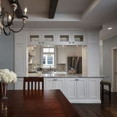 Kitchen Dining Room Pass Through Kitchen Dining Room Pass Through Kitchen Pass Through Ideas Home Pictures Pass Through Kitchen, Kitchen Pass, Kitchen Redo, Living Room Kitchen, Kitchen Remodel, Kitchen Design, Kitchen Cabinets, Dining Room, Open Kitchen
