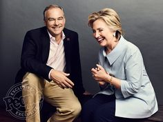 Tim Kaine on Passing Muster with Bill Clinton: 'I Felt Like a Prospective…