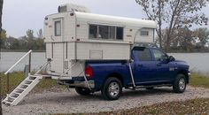 Custom Alaskan Camper Steps In Use, http://www.truckcampermagazine.com/news/mobility-poll-results-reader-responses/