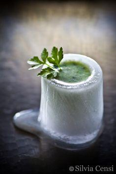 zuppa di cetrioli ghiacciata