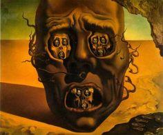 Surrealismo-Salvador Dalí