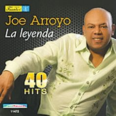 Joe Arroyo, an important musician from Barranquilla, Colombia.