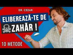 Dr Cezar: 10 metode ca sa scapi de dependenta de zahar [Aplica-le!] - YouTube Diabetes, Youtube, Sport, Appliques, Deporte, Excercise, Sports, Diabetic Living, Exercise