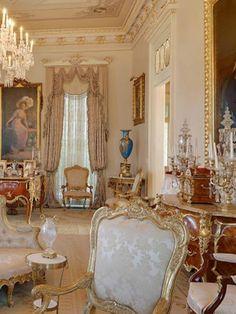 Interior - The Milliardaires' Mansion