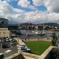 Weekend Belfast. Titanic en meer. #fotografie #belfast