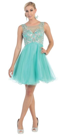 Dama Dress #DM1133 - Quinceanera Moda