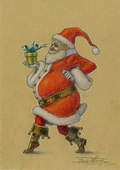 Béatrice Tillier: Joyeux Noël !