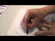 Houtskool instructiefilmpje: Hoe werk je met houtskool.