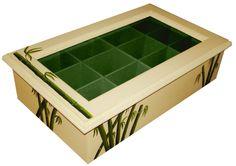 Caja de te Decoupage, Painted Boxes, Love Painting, Decorative Boxes, Boxing, Home Decor, Xmas Gifts, Templates, Wooden Crates
