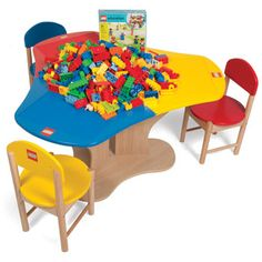 LEGO DUPLO Creative Play Station Center Pack,5003483 play table