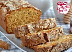 Ecco l'idea per una #colazione sana e genuina: plumcake cereali e miele.  Buongiorno a tutti!  Clicca e scopri la #ricetta...