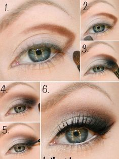 Omg. Doing this TODAY #hoodedeyemakeup