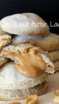 Check out this recipe on #SideChef! Peanut Butter Lava Cookies from Amy Erickson http://www.sidechef.com/download
