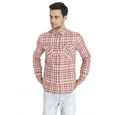 Men's Casual Denim Shirts