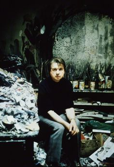 Francis Bacon by Peter Stark, 1975