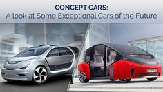 A look at some exceptional concept cars of the future that have innovation, utility and are transforming the automotive sector. #UAE