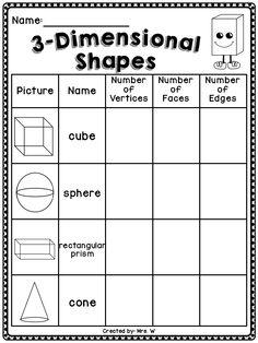 3d Shapes Worksheets, Matching Worksheets, Geometry Worksheets, Kids Math Worksheets, Math Resources, Math Activities, Music Worksheets, Preschool Math, Kindergarten Class