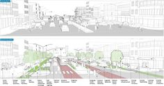 The Global Street Design Guide begins by examining potential infrastructure changes that are achievable, taking into account existing street design and project goals. These improvements allow cities to make the most of the public space available on streets, enhancing places and fostering economic activity while promoting traffic safety and efficient movement of all modes of …