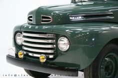 1949 Ford F3