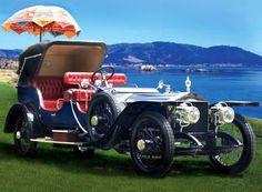 Maharajah's vintage auto