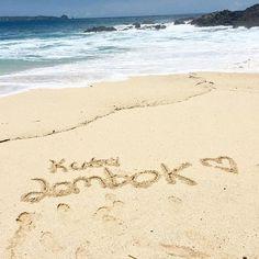 Take me back to Kuta Lombok 😍 #travelindonesia #travelblogger #travel    #Regram via @katielewla
