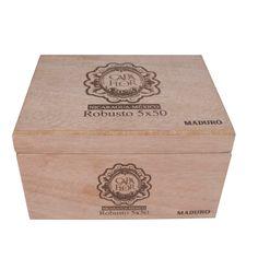 """Caja con 20 piezas Formato: Robusto 5""""x50"""