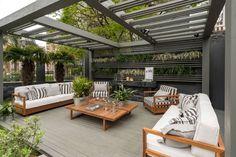 6 consejos para una sala en el jardín espectacular en homify México https://www.homify.com.mx/libros_de_ideas/297789