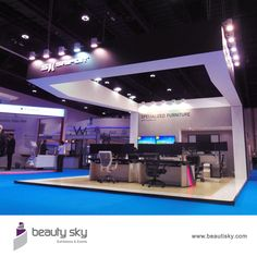 Saifor, ISNR Abudhabi 2014 Our dedicated and professional exhibition teams will globally manage your exhibition stands from conception to completion. For more details visit our website : http://beautisky.com/ #ExhibitionStandDesignersDubai